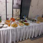 27 января 2016 — Фуршет на 35 человек в торговой сети «ТЕРРА» в Сочи